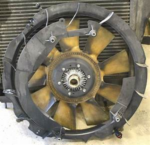 Ford 6 0 04 05 06 07 08 09 E250 E350 E450 Radiator Fan