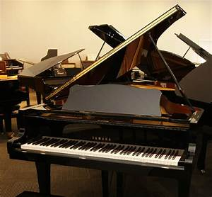 Yamaha C3 Used Professional Grand Piano - Vivace Music ...
