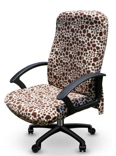 Office Chairs Covers by Decorative Print Office Chair Cover Cube Decor Zone