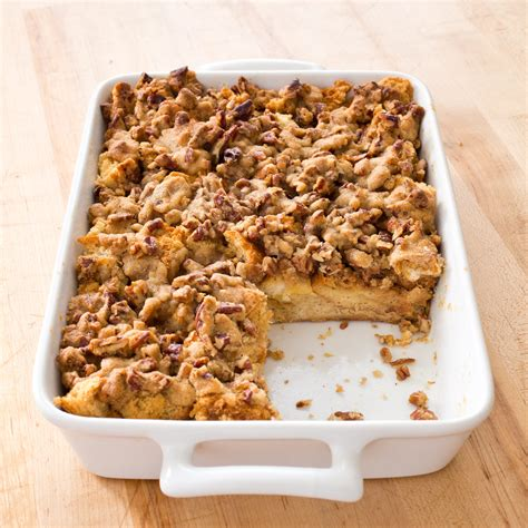 French Toast Casserole Cook Illustrated