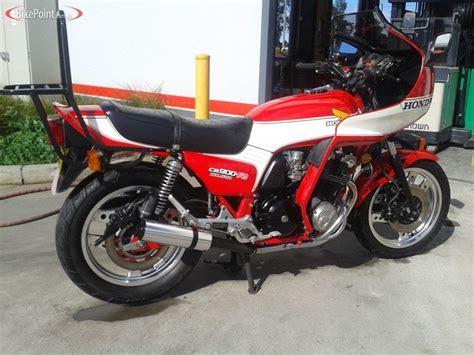 1982 Honda Cb900f2 Bol D Or