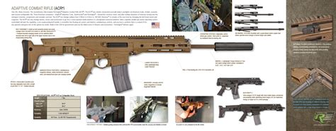 REMINGTON ACR ADAPTIVE COMBAT RIFLE   Combat Rifle