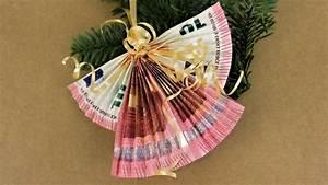 Geld Pralinen Basteln : weihnachtsengel aus geldscheine f rs weihnachtsgeschenk falten deko ideen mit flora shop youtube ~ Watch28wear.com Haus und Dekorationen