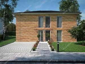 Belle Maison Moderne : belle maison moderne rendu 3d photographie 2mmedia 111386698 ~ Melissatoandfro.com Idées de Décoration