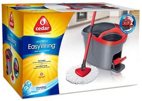 Ocedar Easy Wring Spin Mop & Bucket System Reviews Http