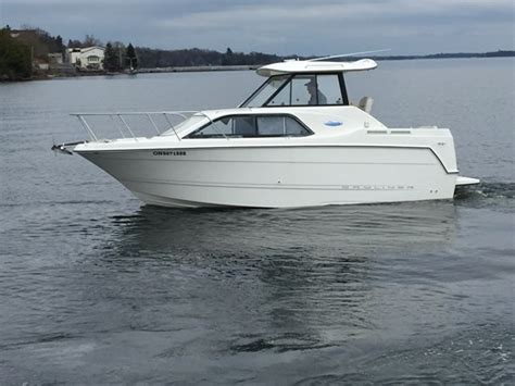 Bayliner 242 Classic 2005 Used Boat For Sale In Gananoque
