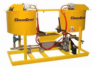 ChemGrout CG-500 Versatile Series