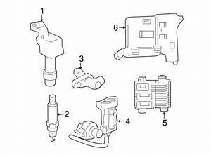 Pontiac Solstice Engine Camshaft Position Sensor  Liter