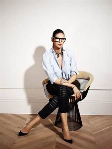 Jenna Lyons in Le Figaro Madame - The Neo-Trad
