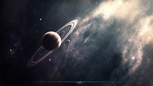 Planet With Rings HD Background Wallpapers 14970 - Amazing ...