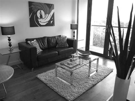 How To Decorate Living Room Black And White Living Room