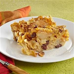 Apple Noodle Kugel Recipe Apple pie