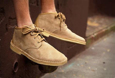supreme  clarks desert chukka boots