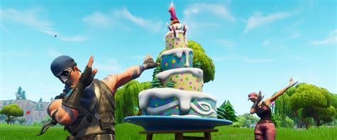 Permalink to Birthday Cakes In Fortnite Locations