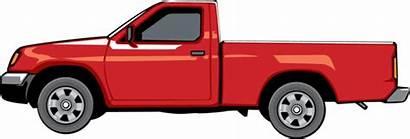 Truck Clipart Pickup Automobiles Transparent Members