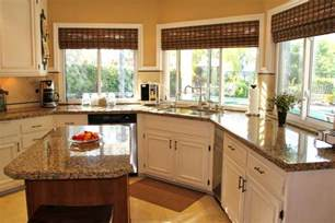 kitchen remarkable kitchen window treatment ideas with teak wood kitchen cabinet and white