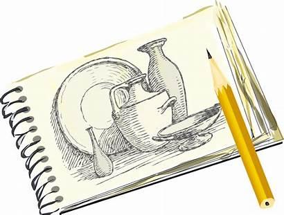 Sketchbook Drawing Pencil Line Fornataro Hello Everyone