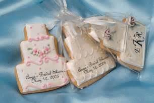 wedding cookie favors wedding cookie favors