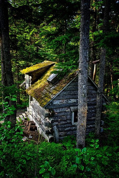 log cabin homes cabin  image photography  pinterest