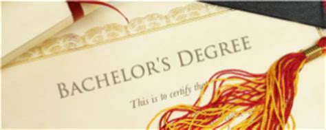 bachelors degree education information