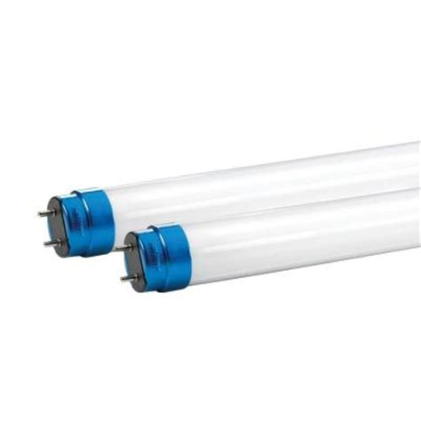philips 4 ft t8 22 5 watt daylight 6500k linear led