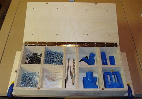 woodworking projects kreg jig fl