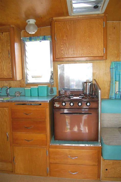 travel trailer kitchen accessories 17 best images about 74 silver streak interior ideas on 6351