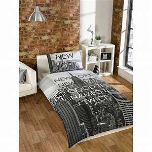 new york city scene single duvet set bedding duvet cover With bedding stores nyc