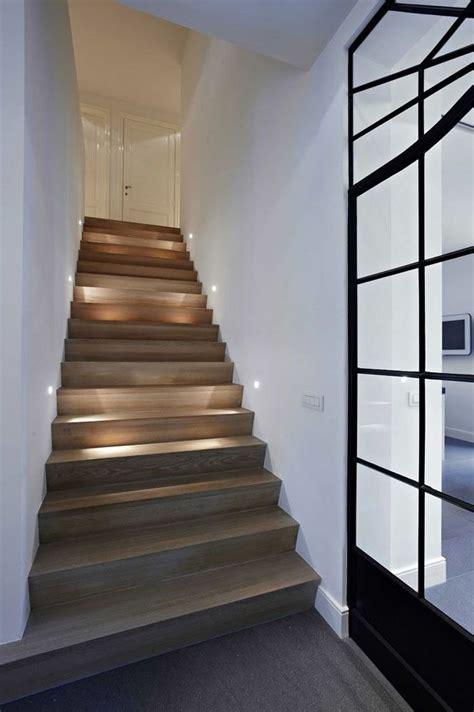 eclairage pour escalier interieur escalier int 233 rieur quelques id 233 es d 233 clairage moderne