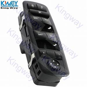 Free Shipping King Way Power Master Window Switch For 2008 2010 Dodge Grand Caravan 2009 2014