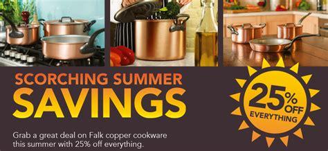 falk copper cookware hand crafted pots  pans falk culinair uk