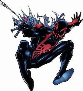 Spider-Man 2099 - Marvel Comics - Miguel O'Hara ...