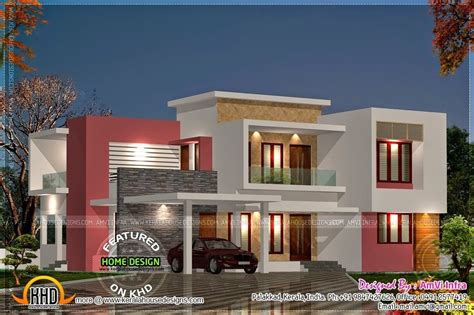 Modern House Designs And Floor Plans Free Unique Free