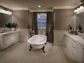 clawfoot tub bathroom design gray traditional bathroom with claw tub hgtv