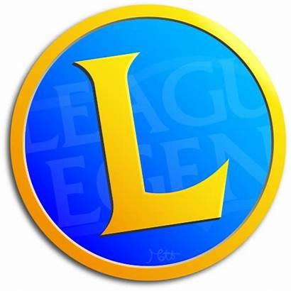 League Legends Icon Customize Clipart Blu Deviantart