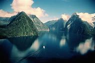 New Zealand Fjords National Park