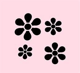 Free Flower Stencils