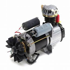 Air Compressor Pump And Motor Assembly