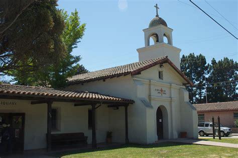 man   mission mission santa cruz