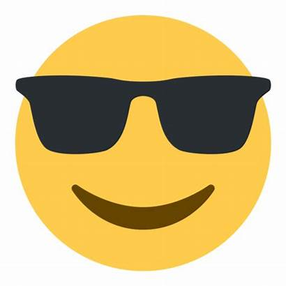 Emoji Sunglasses Clipart Transparent Clip Icon