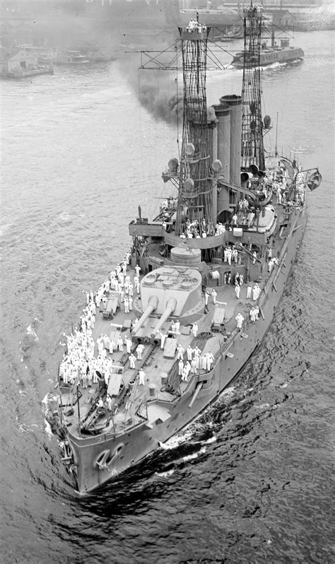 Sinking Of The Uss Maine by Four Ships Of The United States Navy Borne The Name