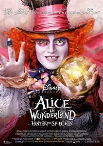 Hutmacher Alice Im Wunderland : film alice im wunderland hinter den spiegeln deutsche ~ Watch28wear.com Haus und Dekorationen