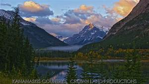 Kananaskis Autumn Sunrise | Crown Land Productions