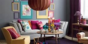 deco salon avec canape gris meilleures images d With couleur peinture salon tendance 14 inspirations deco en vert fonce joli place