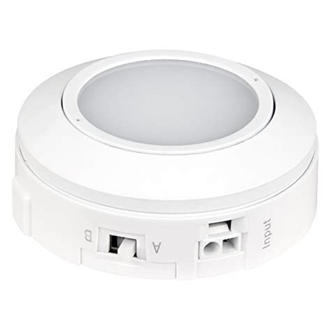 utilitech pro 3 in 110 volt in cabinet led puck