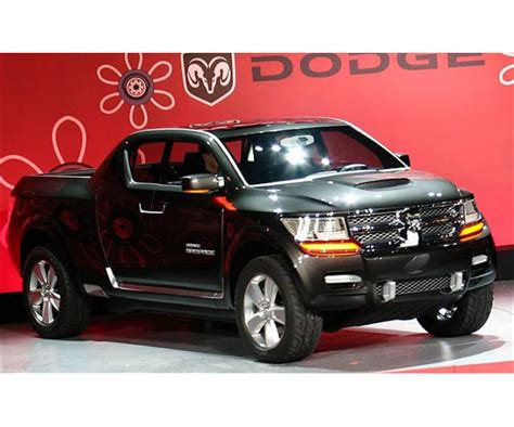 2017 Dodge Rampage Release Date, Specs, Interior, Pictures
