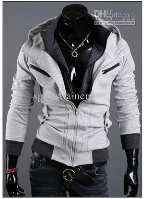 men hoodies csol assassins creed street fashion cardigan