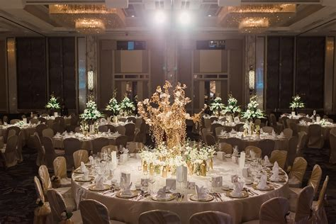 Your Friendly Guide To Choosing Wedding Banquet Packages