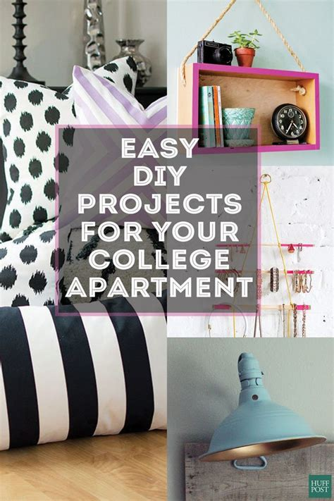 Decorating Ideas For College Apartments by 11 Cheap Ways To Make Your College Apartment Look More