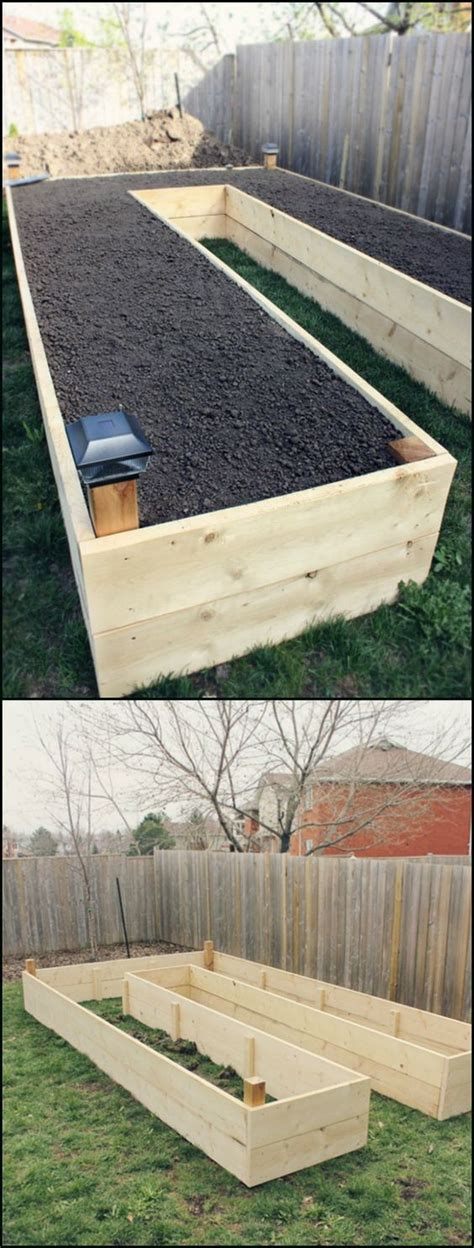 easy raised bed garden diy easy access raised garden bed boo gardening